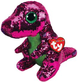 TY TY Stompy Sequin Dinosaur
