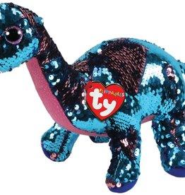 TY TY Tremor Sequin Dinosaur