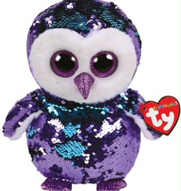 TY TY Moonlight Sequin Owl