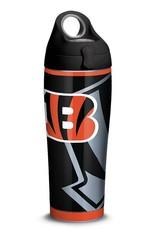 TERVIS Cincinnati Bengals 24oz TERVIS Rush Stainless Steel Water Bottle