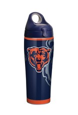 TERVIS Chicago Bears 24oz TERVIS Rush Stainless Steel Water Bottle