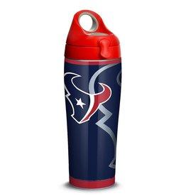 TERVIS Houston Texans 24oz TERVIS Rush Stainless Steel Water Bottle