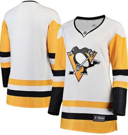 FANATICS Pittsburgh Penguins Women's Away Breakaway Jersey