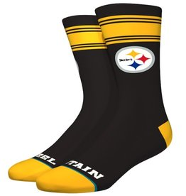 STANCE Pittsburgh Steelers Steel Curtain Socks