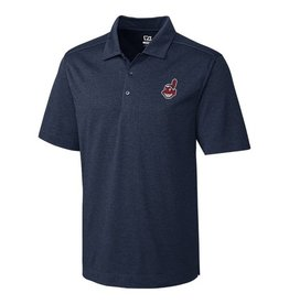 CUTTER & BUCK Cleveland Indians Men's Chelan Polo