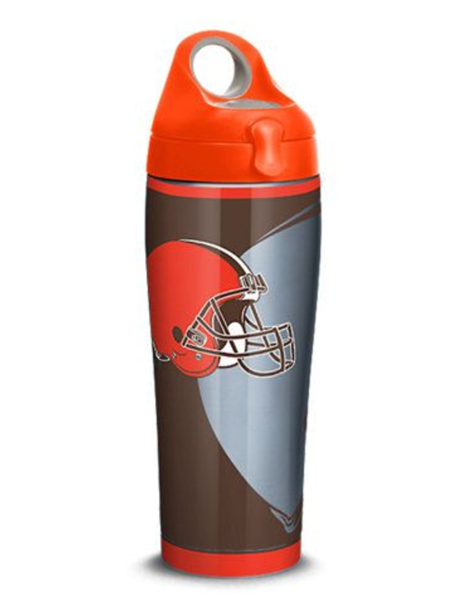 Cleveland Browns 24oz TERVIS Rush Stainless Steel Water Bottle