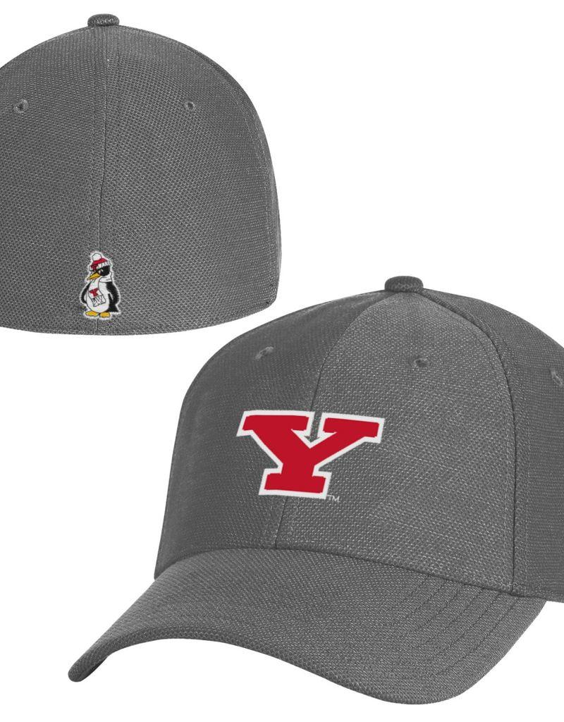 3fe7292b138 UNDER ARMOUR Youngstown State Penguins Under Armour Blitzing Stretch Fit Cap