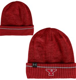UNDER ARMOUR Youngstown State Penguins Under Armour Sideline Cuffed Beanie Knit Hat