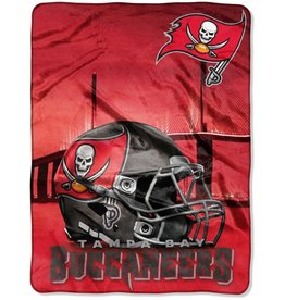 NORTHWEST Tampa Bay Buccaneers 60in x 80in Silk Touch Throw Wrap