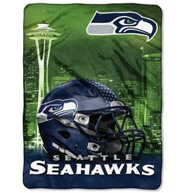 NORTHWEST Seattle Seahawks 60in x 80in Silk Touch Throw Wrap