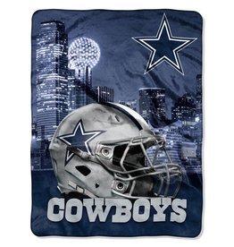 NORTHWEST Dallas Cowboys 60in x 80in Silk Touch Throw Wrap