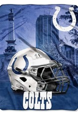 NORTHWEST Indianapolis Colts 60in x 80in Silk Touch Throw Wrap