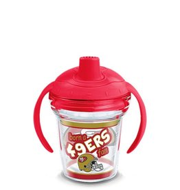 TERVIS San Francisco 49ers Tervis BORN A FAN Sippy Cup