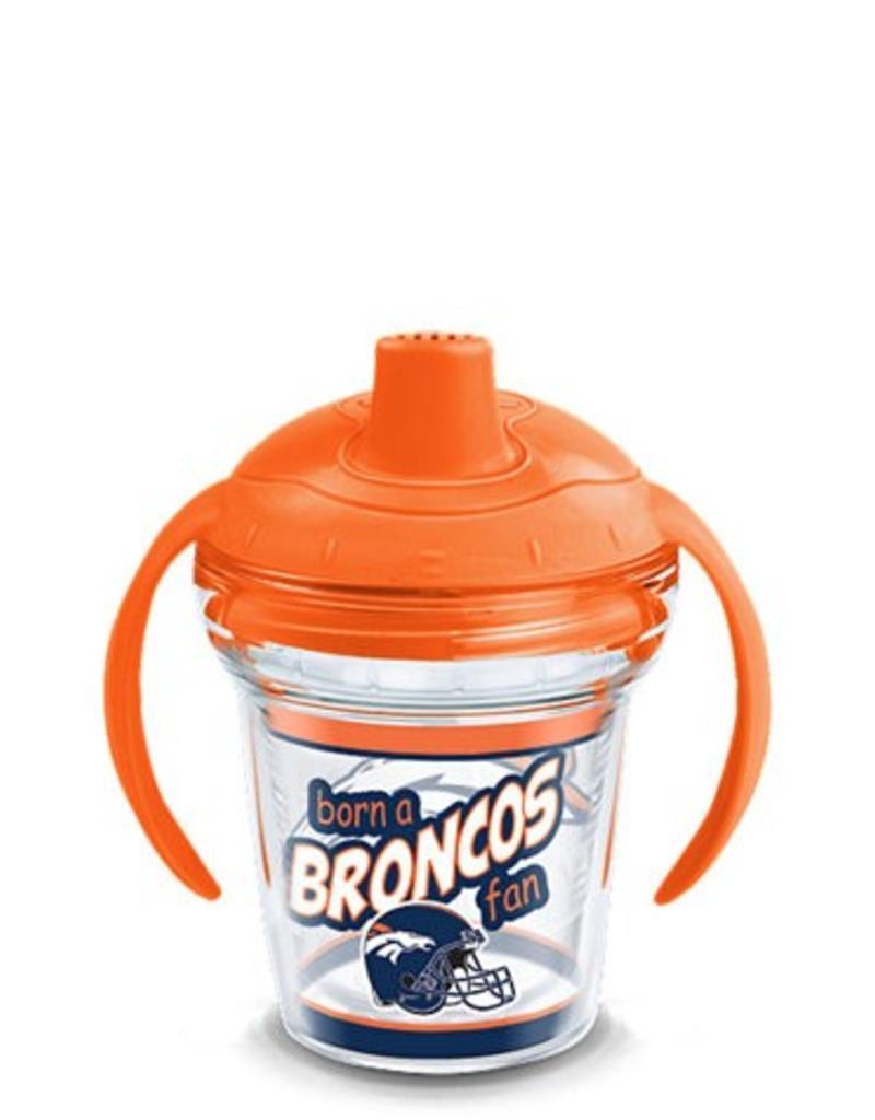 TERVIS Denver Broncos Tervis BORN A FAN Sippy Cup