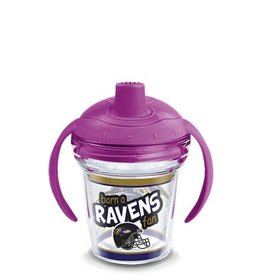 TERVIS Baltimore Ravens Tervis BORN A FAN Sippy Cup