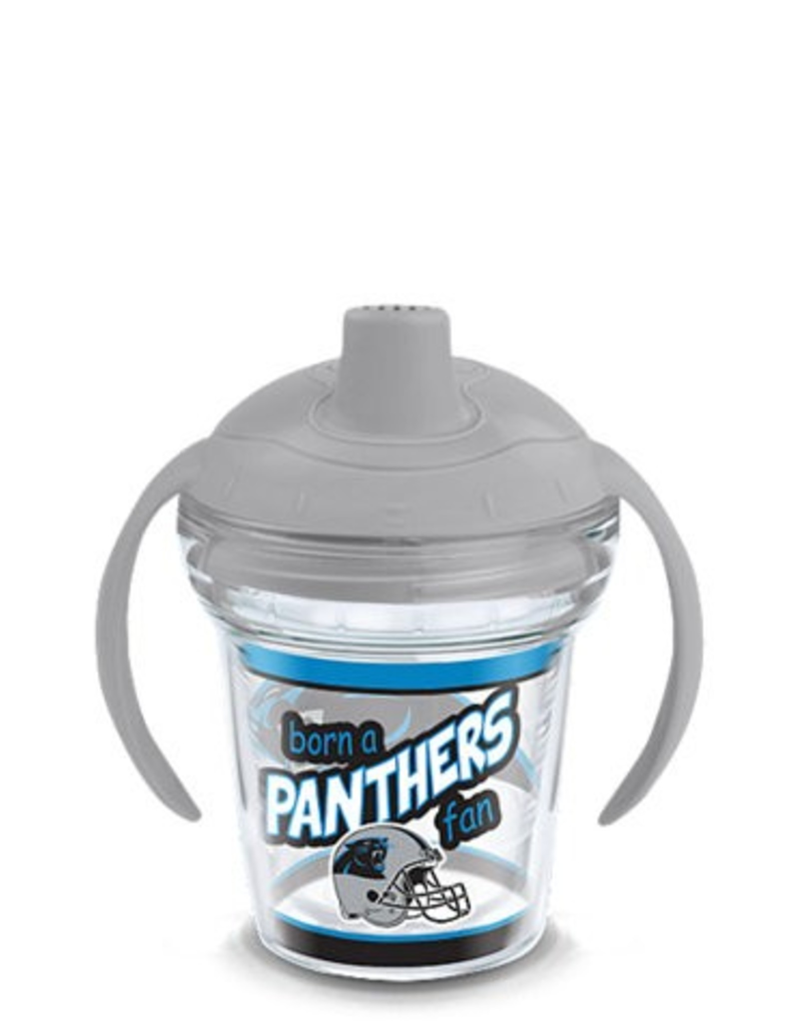 TERVIS Carolina Panthers Tervis BORN A FAN Sippy Cup