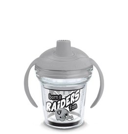 TERVIS Oakland Raiders Tervis BORN A FAN Sippy Cup