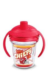 TERVIS Kansas City Chiefs Tervis BORN A FAN Sippy Cup