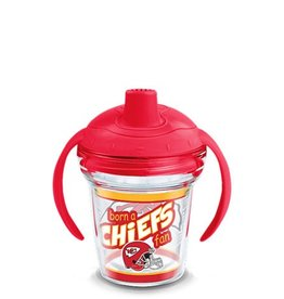 TERVIS Kansas City Chiefs Tervis BORN A FAN Sippy Cup