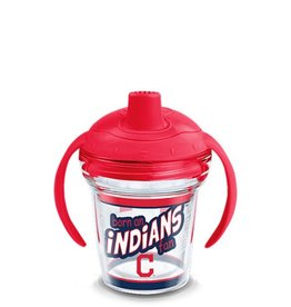 TERVIS Cleveland Indians Tervis BORN A FAN Sippy Cup