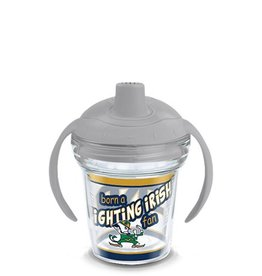 TERVIS Notre Dame Fighting Irish Tervis BORN A FAN Sippy Cup