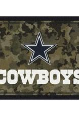 """MILLIKEN Dallas Cowboys Milliken 46"""" x 64"""" Camo Area Rug"""