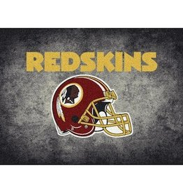 "MILLIKEN Washington Redskins 46"" x 64"" Distressed Area Rug by Milliken"