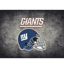 "MILLIKEN New York Giants 46"" x 64"" Distressed Area Rug by Milliken"