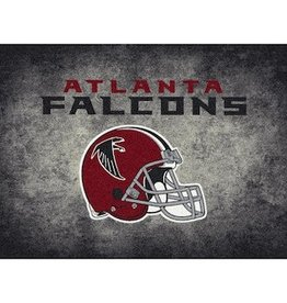 "MILLIKEN Atlanta Falcons 46"" x 64"" Distressed Area Rug by Milliken"