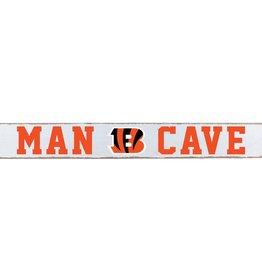 RUSTIC MARLIN Cincinnati Bengals Rustic Man Cave Sign