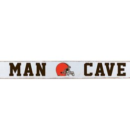 RUSTIC MARLIN Cleveland Browns Rustic Man Cave Sign