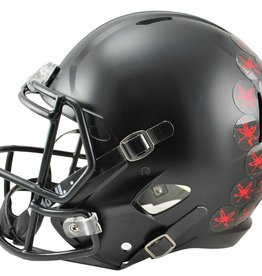 RIDDELL Ohio State Limited Edition Full Size Black Speed Helmet