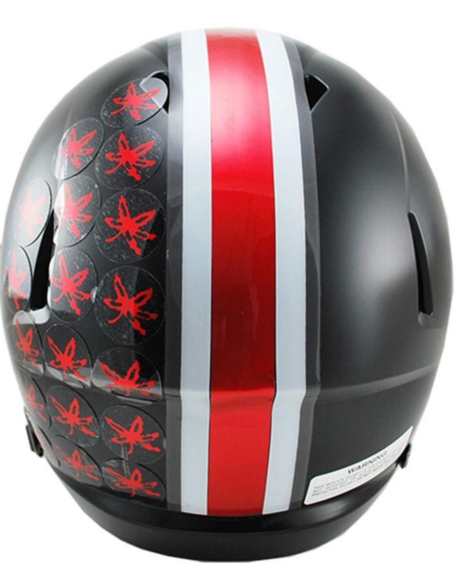 RIDDELL Ohio State Limited Edition Full Size Black Speed Helmet