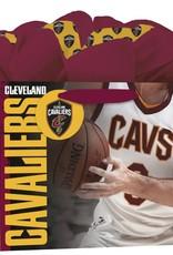 JF TURNER & CO Cleveland Cavaliers Medium GoGo Gift Bag