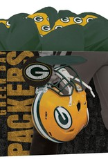 JF TURNER & CO Green Bay Packers Medium GoGo Gift Bag