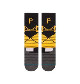 STANCE Pittsburgh Pirates Stance Diamond Pro Crew Socks