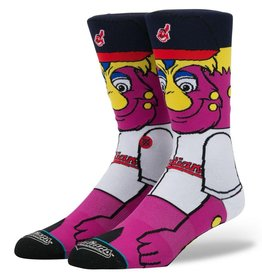 STANCE Cleveland Indians Stance Youth Slider Crew Socks