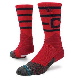 STANCE Cleveland Indians Stance Diamond Pro Crew Socks