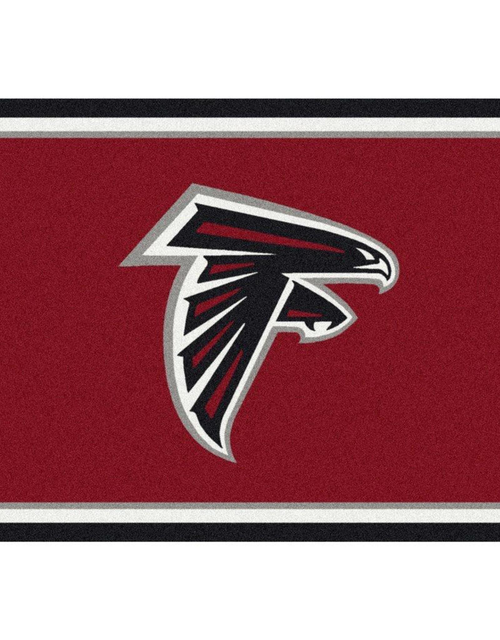 """MILLIKEN Atlanta Falcons Milliken 2'8"""" x 3'10"""" Spirit Rug"""