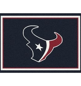 """MILLIKEN Houston Texans Milliken 2'8"""" x 3'10"""" Spirit Rug"""