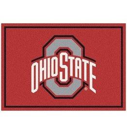 """MILLIKEN Ohio State Buckeyes Milliken 2'8"""" x 3'10"""" Spirit Rug"""
