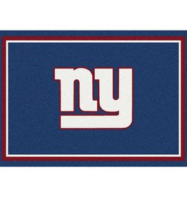 "MILLIKEN New York Giants Milliken 2'8"" x 3'10"" Spirit Rug"