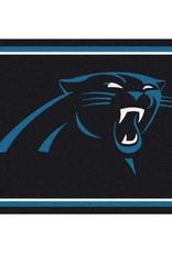 """MILLIKEN Carolina Panthers Milliken 2'8"""" x 3'10"""" Spirit Rug"""