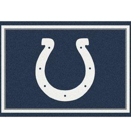 """MILLIKEN Indianapolis Colts Milliken 2'8"""" x 3'10"""" Spirit Rug"""