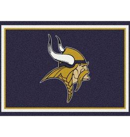 "MILLIKEN Minnesota Vikings Milliken 2'8"" x 3'10"" Spirit Rug"