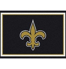 "MILLIKEN New Orleans Saints Milliken 2'8"" x 3'10"" Spirit Rug"