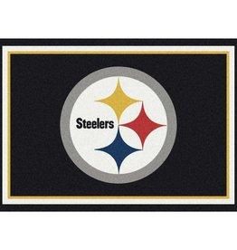 "MILLIKEN Pittsburgh Steelers Milliken 2'8"" x 3'10"" Spirit Rug"