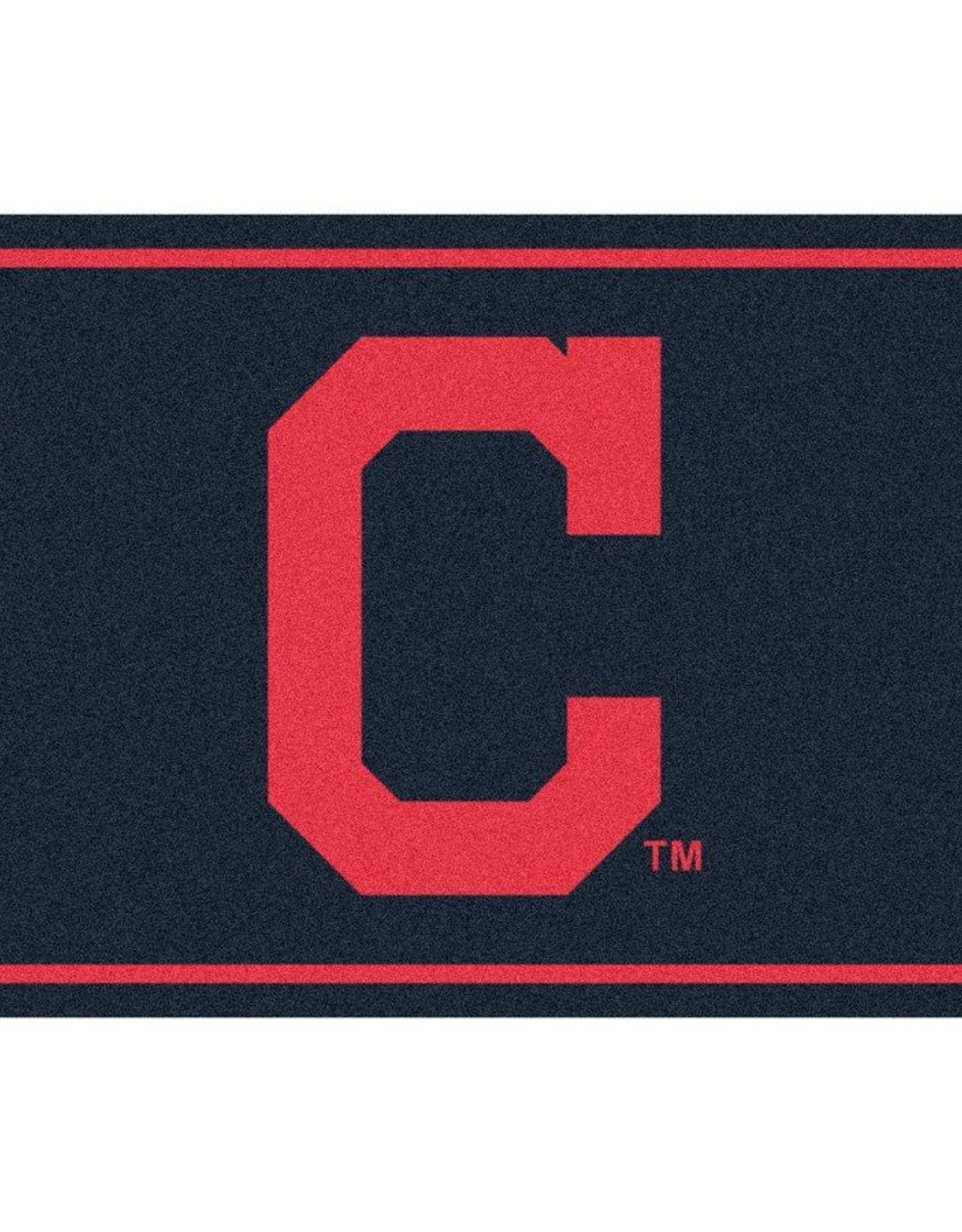 "MILLIKEN Cleveland Indians Milliken 2'8"" x 3'10"" Spirit Rug"