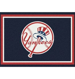 "MILLIKEN New York Yankees Milliken 2'8"" x 3'10"" Spirit Rug"