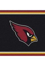 "MILLIKEN Arizona Cardinals Milliken 2'8"" x 3'10"" Spirit Rug"